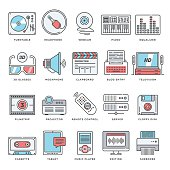 Technology and Culture Icons