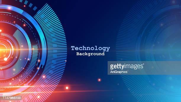 technologie-hintergrund - technologie stock-grafiken, -clipart, -cartoons und -symbole