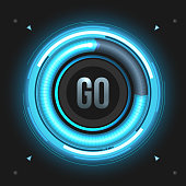 Technology timer with go message