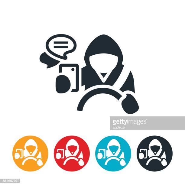 teenager texting driving icon - careless stock illustrations, clip art, cartoons, & icons