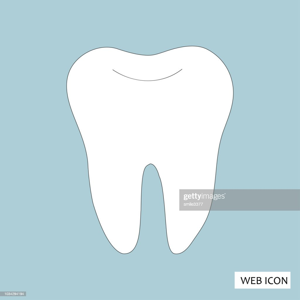 Teeth Icon Vector,   JPG,   Picture,   Image,   Graphic,   JPEG,   EPS,   Drawing - stock