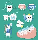 teeth set