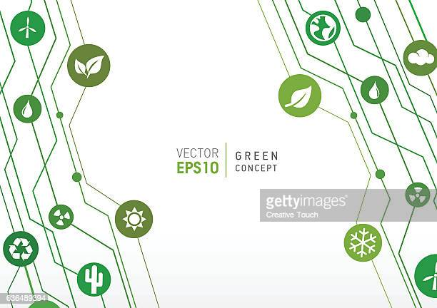 Tehnologic Up Lines - Green Concept