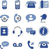 Telephone Icons - Pro Series