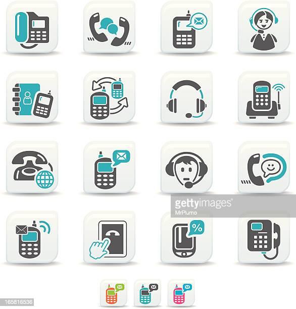 Telefon-icons/simicoso Kollektion