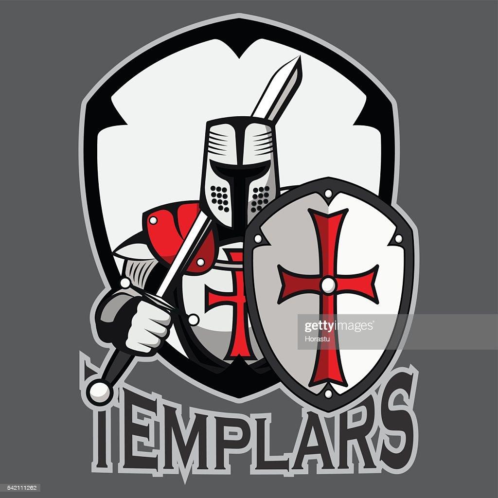Templar badge