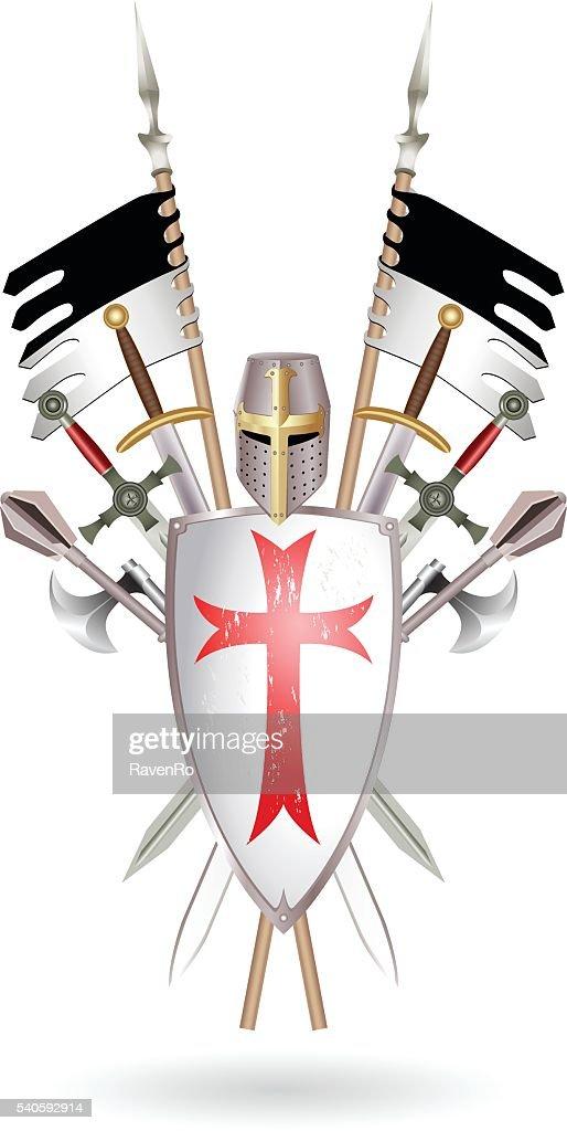 Templar's Meele weapon