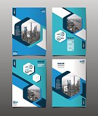 Template design Layout ,Brochure