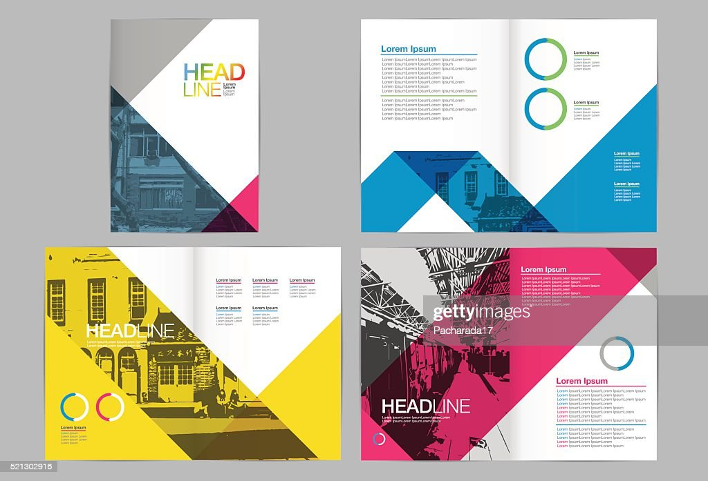 Template design, Layout,Brochure Design