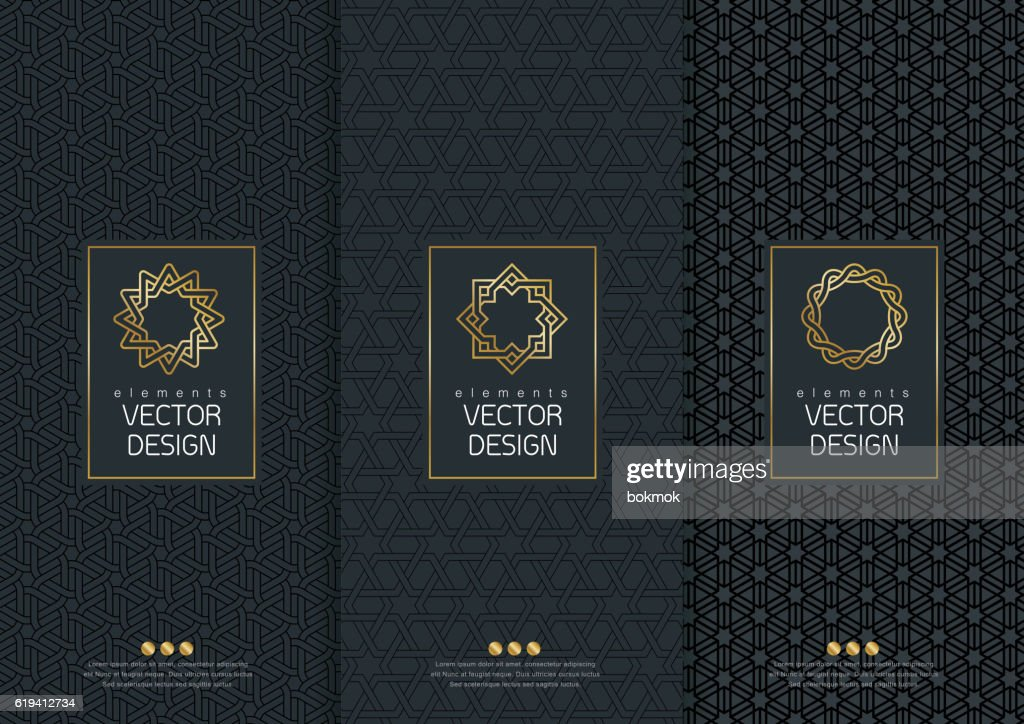 templates packaging