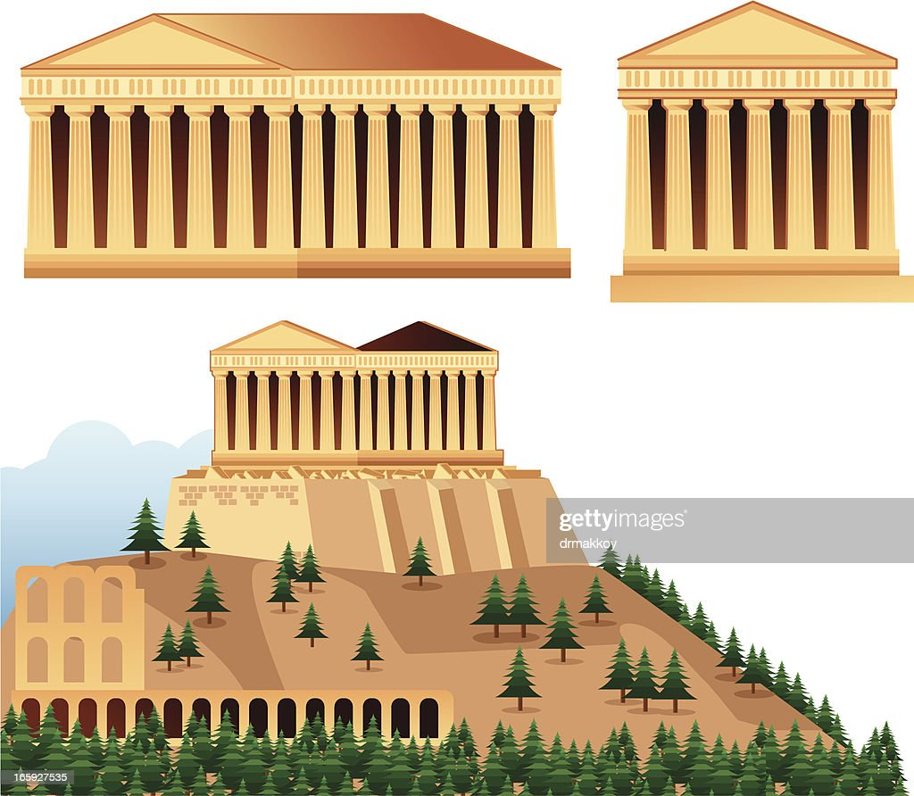 Temples of Athens
