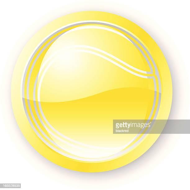Bola de Ténis ícone