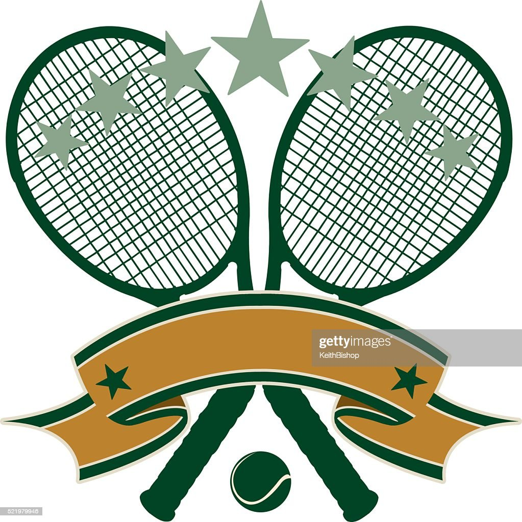 Tennis Banner Background High Res Vector Graphic Getty Images