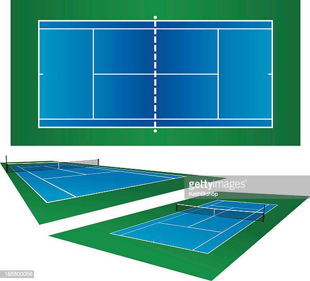 illustrations et dessins anim s de terrain de tennis getty images. Black Bedroom Furniture Sets. Home Design Ideas
