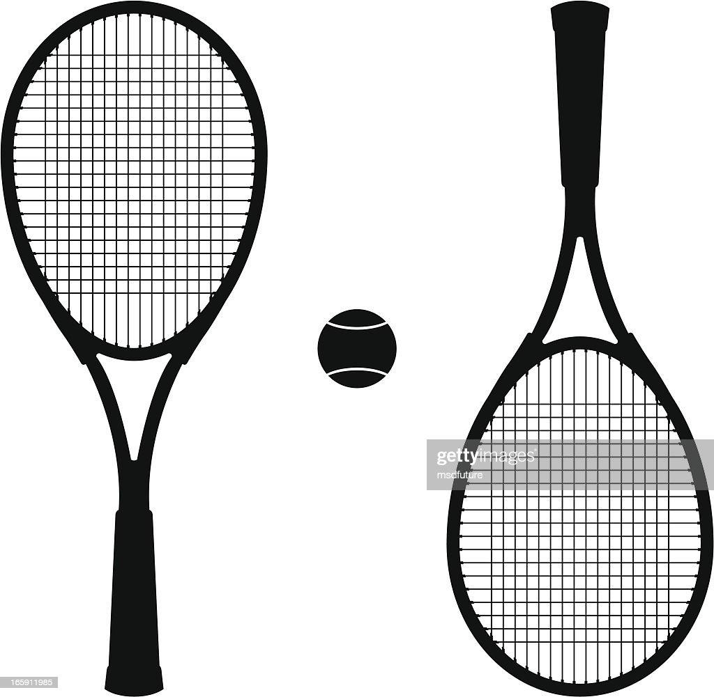 Tennis Racket Stock Illustrations And Cartoons