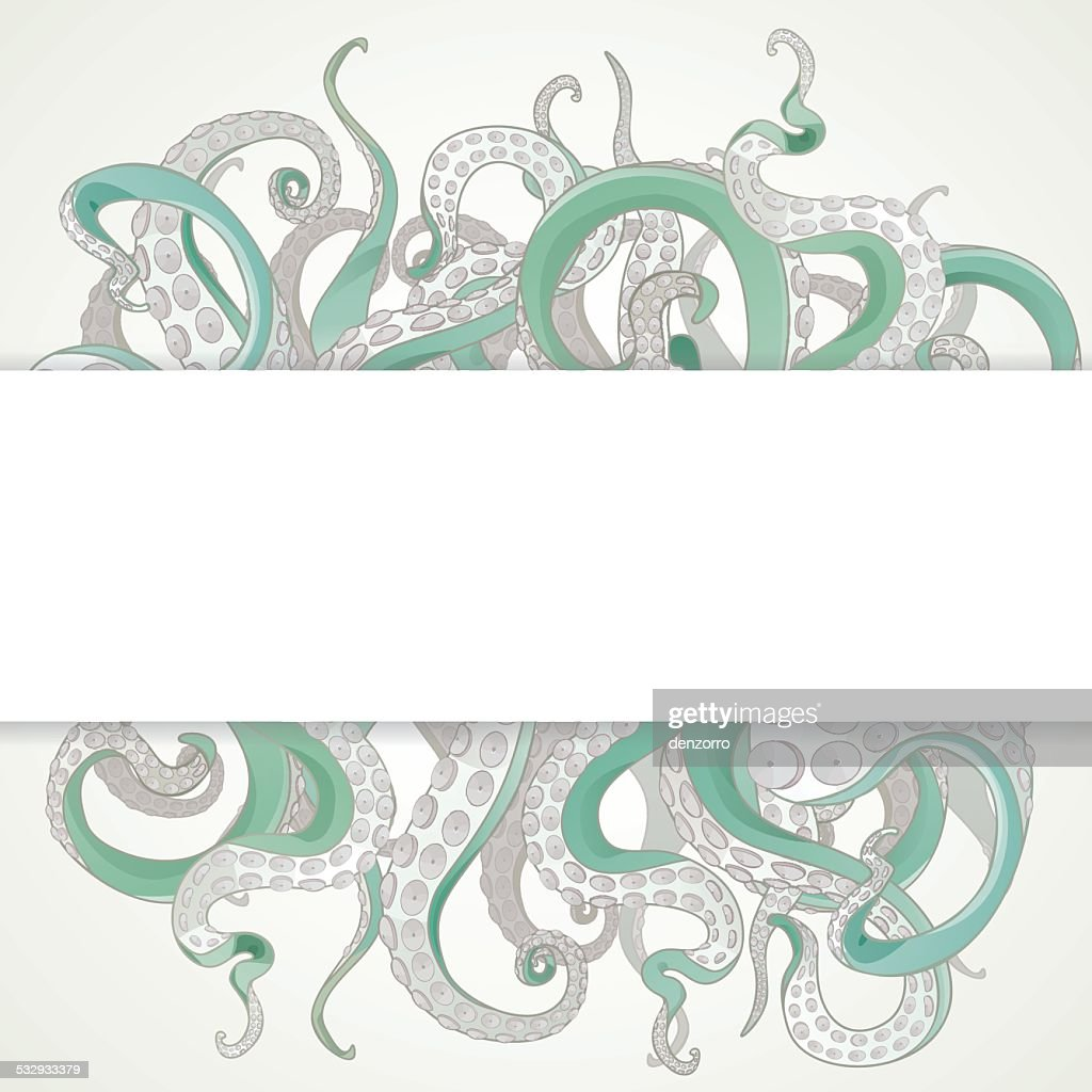 Tentacles banner