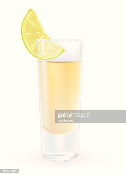 ilustrações, clipart, desenhos animados e ícones de tequila slammer - tequila drink