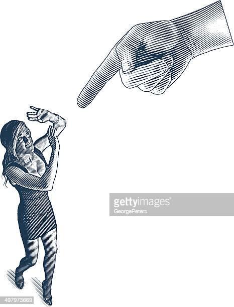 ilustrações, clipart, desenhos animados e ícones de apavorado mulher sendo atacados - crime