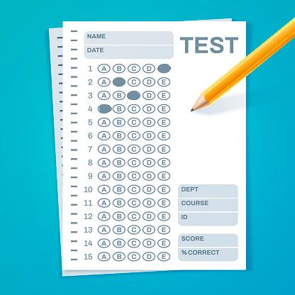Test Exam - gettyimageskorea
