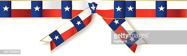 Texas Flagge-Band