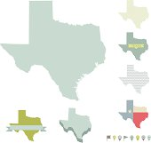 Texas State Maps