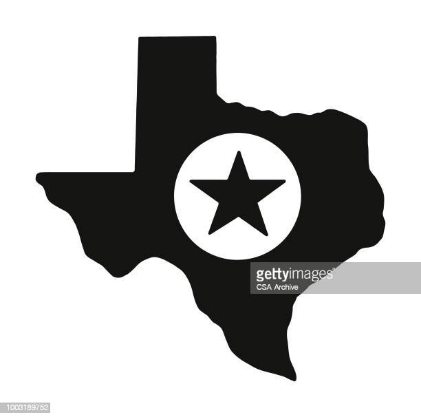 texas - texas stock illustrations