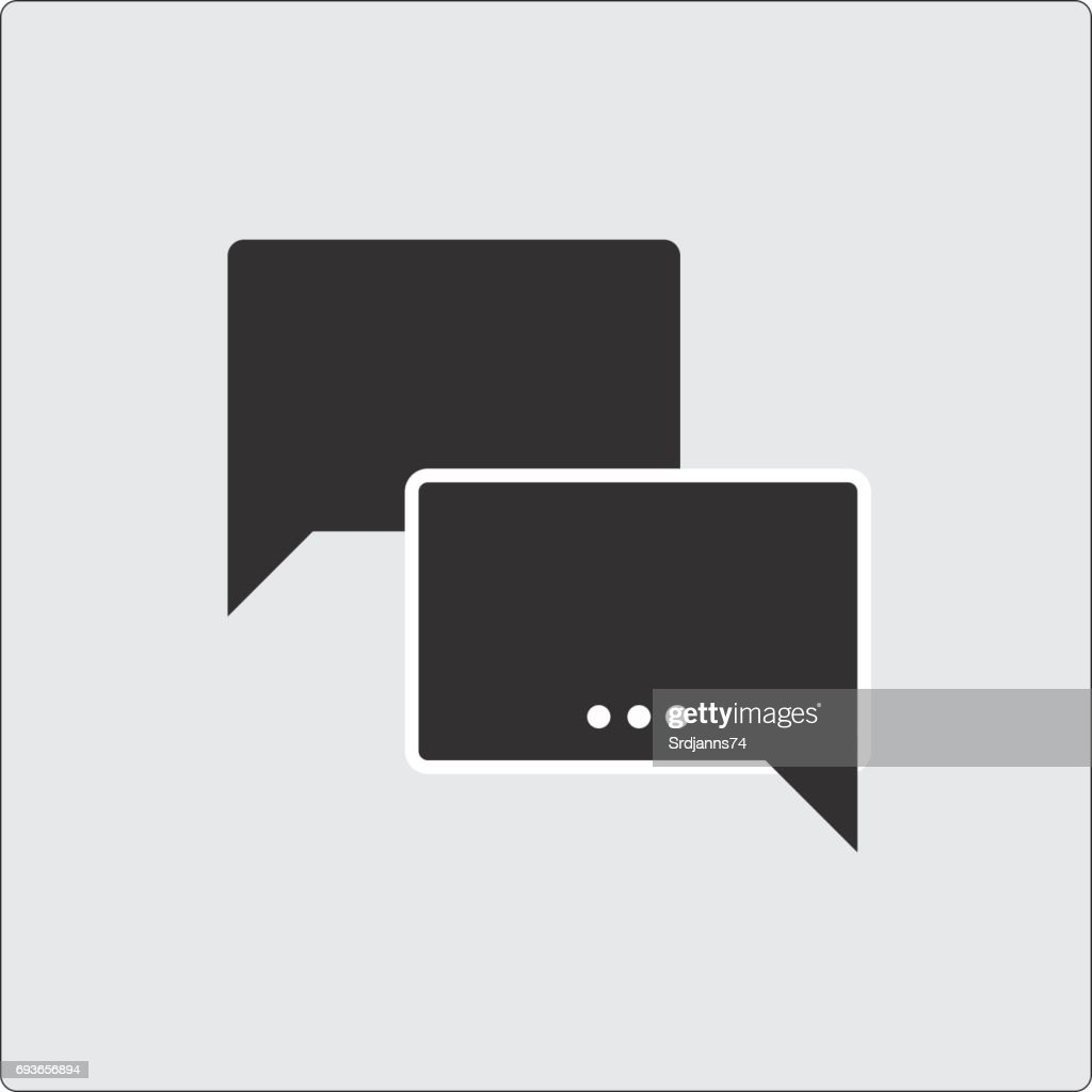 Text Message Bubble Symbol Teenage Sos Sms Support Center