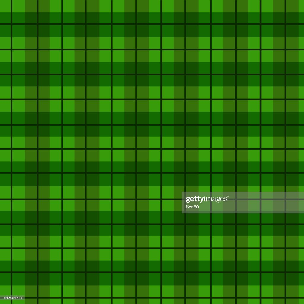 Texture of Scott pattern shine For print and background. St. Patricks Day. vector