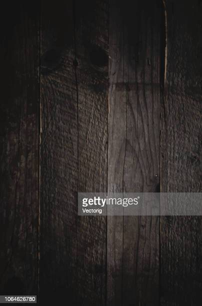 texture of wooden panels - dark stock illustrations
