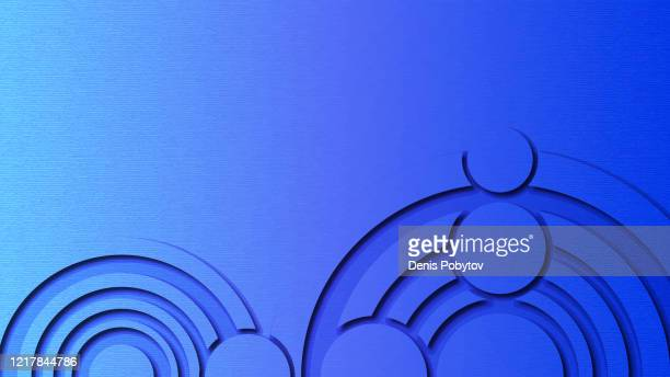textured embossed geometric background. - bas relief stock illustrations