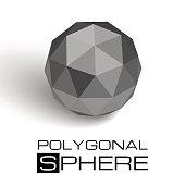 Textured sphere