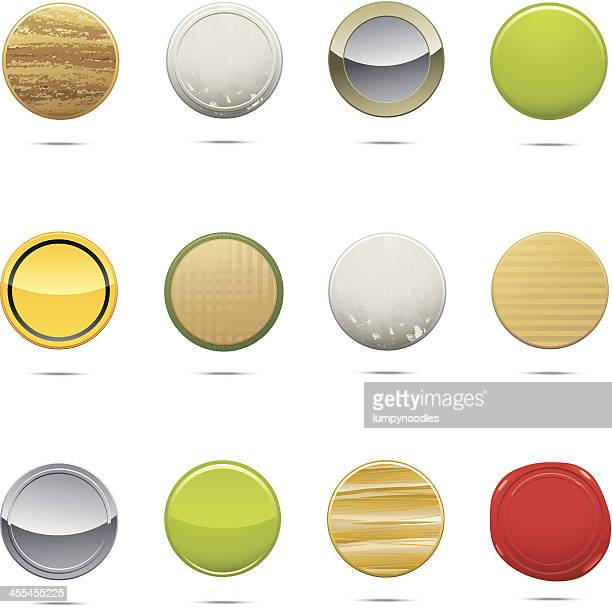 texured circles - sandstone stock illustrations, clip art, cartoons, & icons