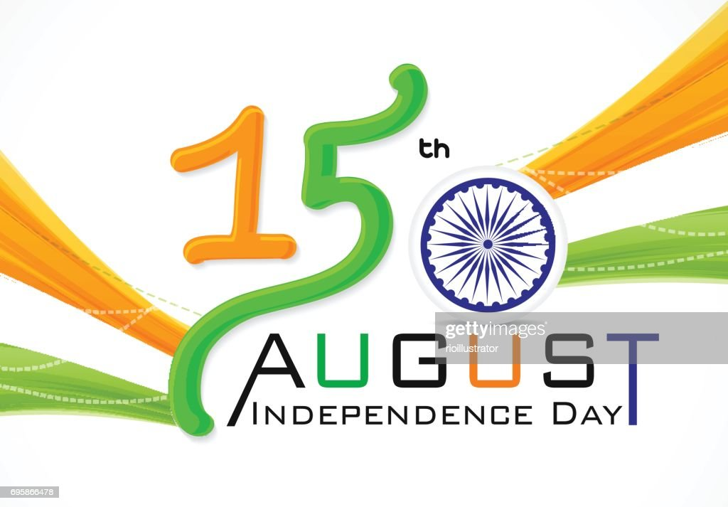 15 th of August Indian Independence Day