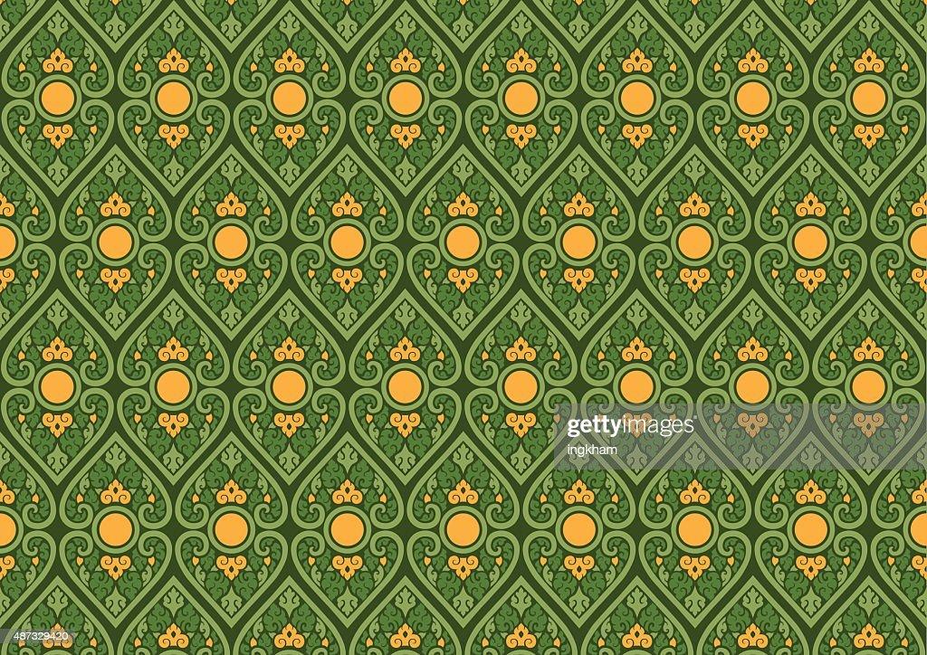 Thai pattern 4