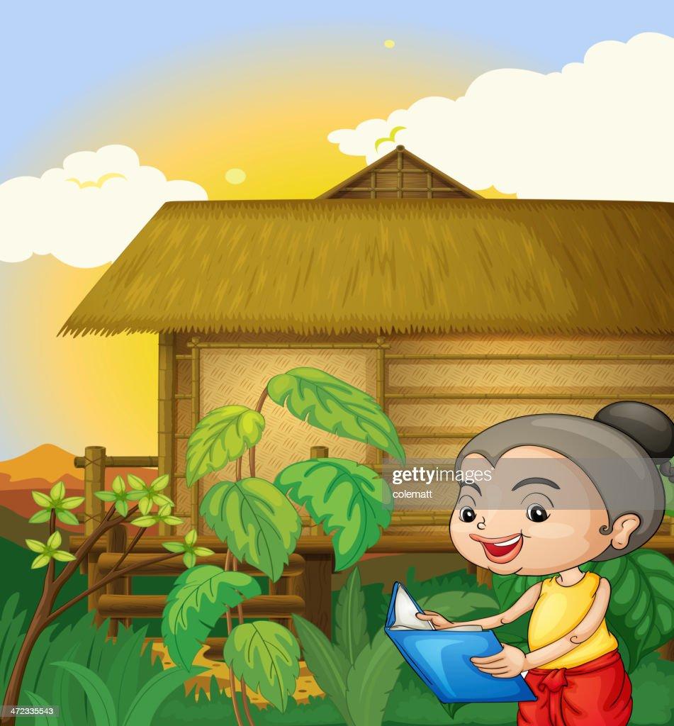 Thai scene