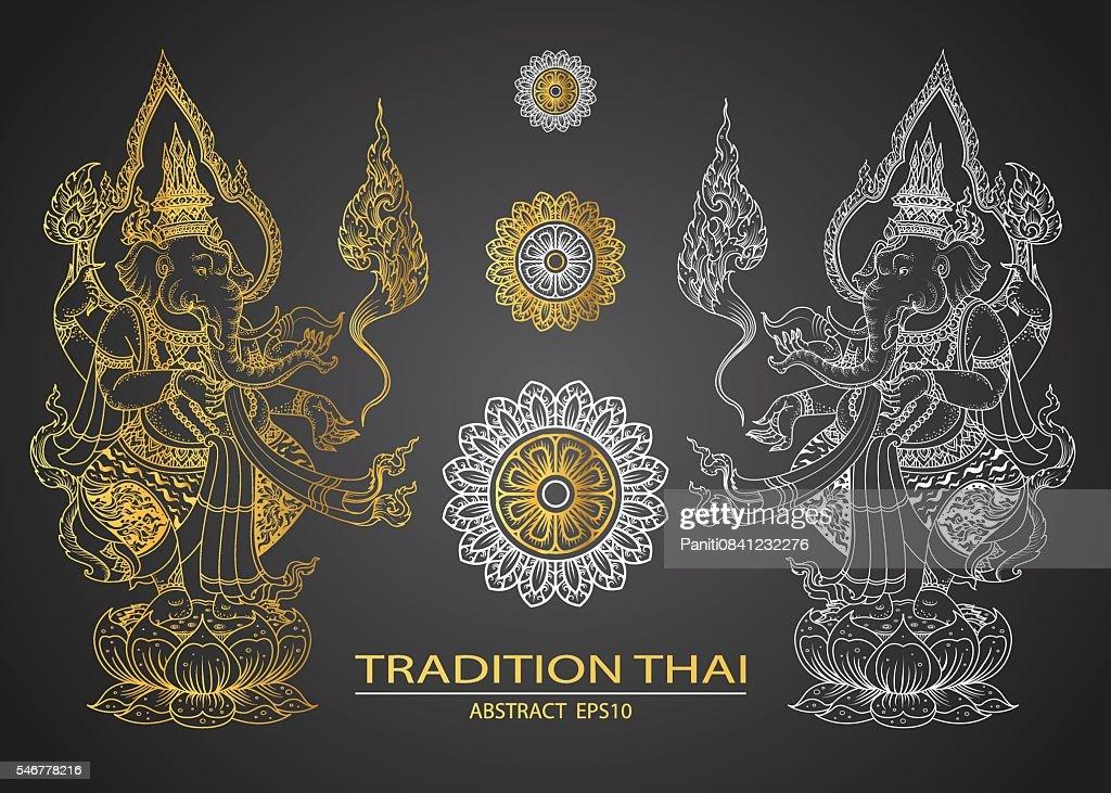 thai tradition son of Siva