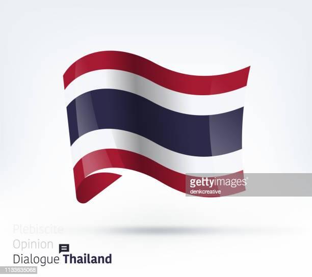 Thailand Flag International Dialogue & Conflict Management