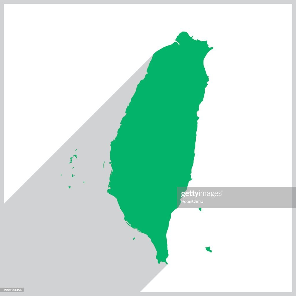"""Symbol """"grüne Karte"""" Thailand : Vektorgrafik"""