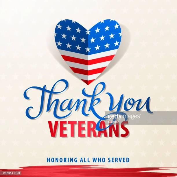 ありがとう退役軍人 - 米退役軍人の日点のイラスト素材/クリップアート素材/マンガ素材/アイコン素材