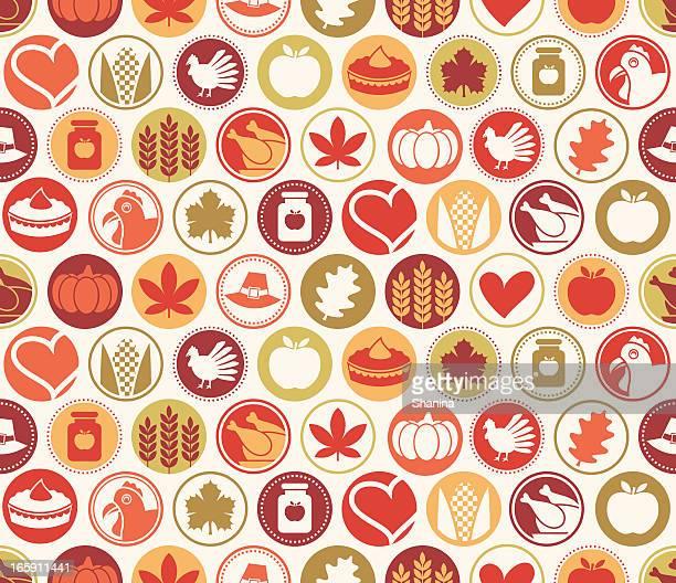 World S Best Thanksgiving Wallpaper Stock Vector Art And