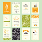 Thanksgiving Congratulation Cards, Flyers, Posters