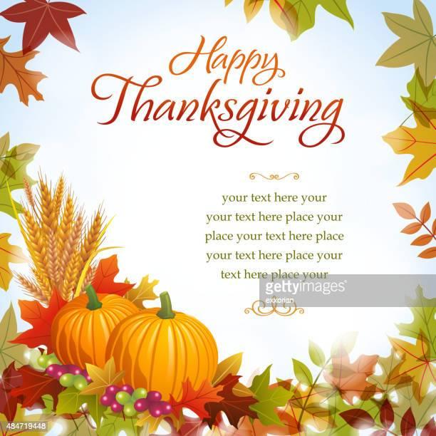 thanksgiving pumpkins - thanksgiving holiday stock illustrations, clip art, cartoons, & icons