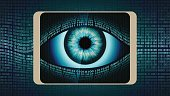 The all-seeing eye of Big brother in your smartphone