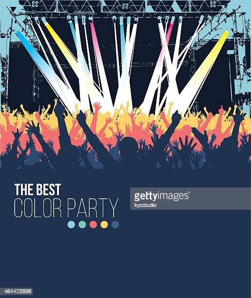 The Best Color Party