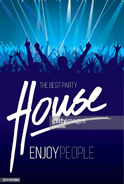 the best party house - applauding stock illustrations, clip art, cartoons, & icons