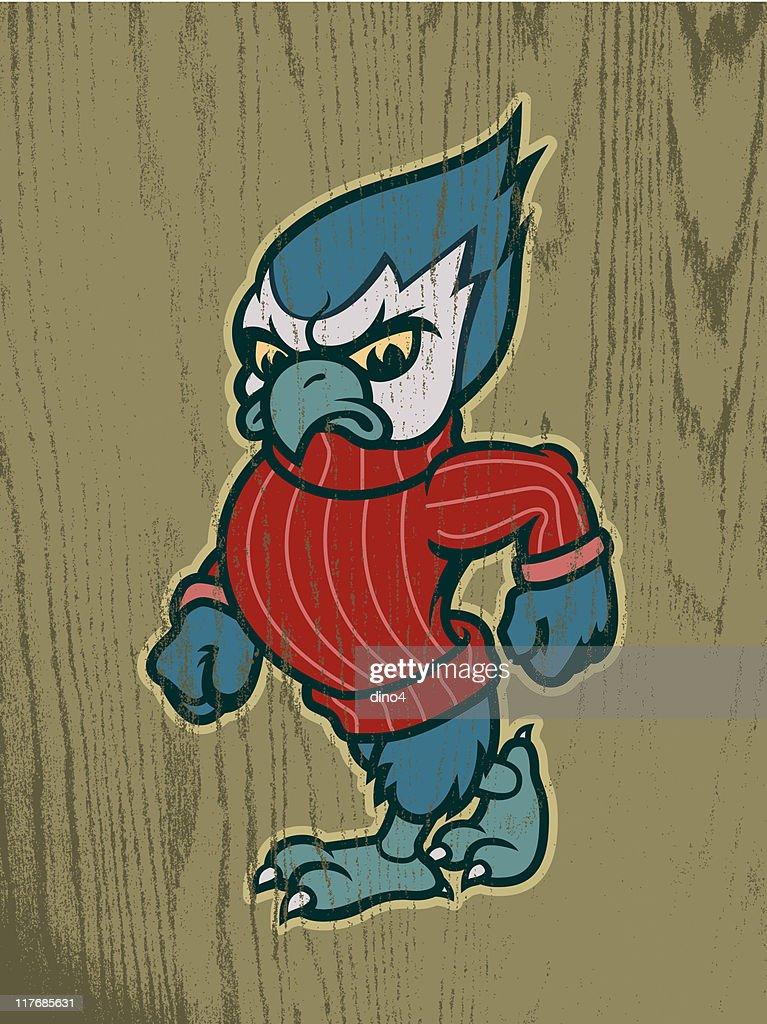 J.J. the Blue Jay
