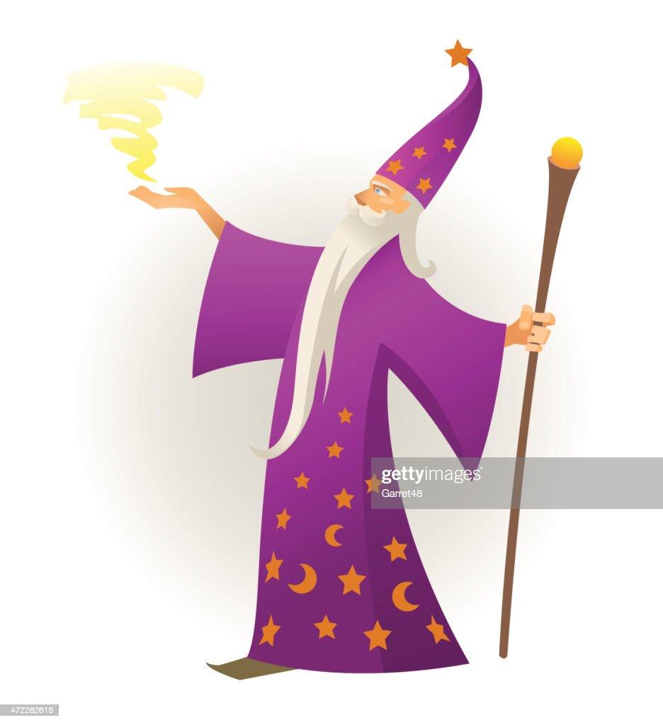 The Cartoon Wizard