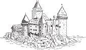 The castle of Heidenreichstein