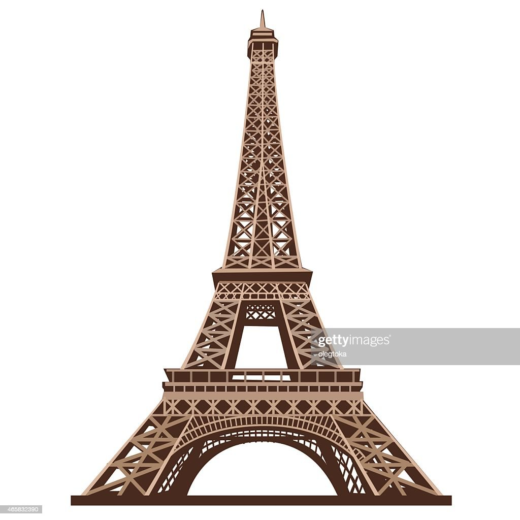 Free Download Of Eiffel Tower Clip Art Vector Graphic Vector Me