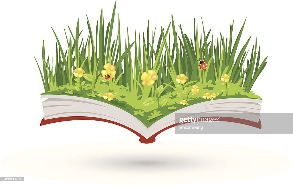 The flowering book